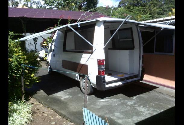 roulotte a vendre a tahiti