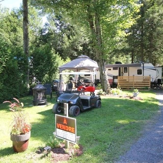 roulotte a vendre camping 5 etoiles