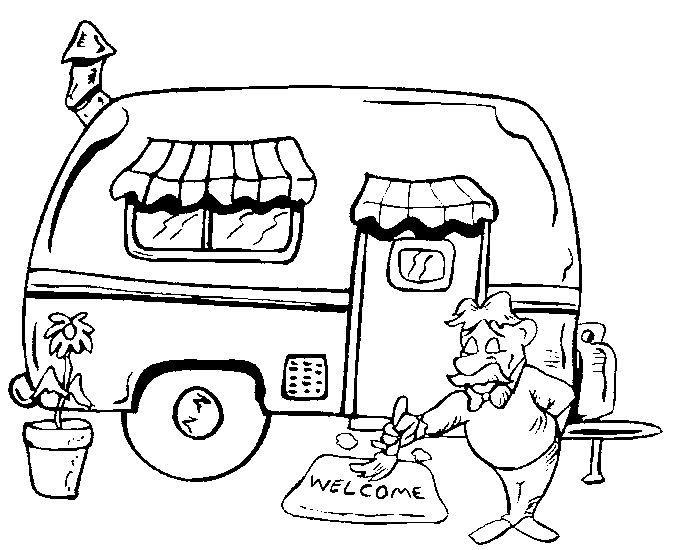 roulotte a vendre domaine de la fierte