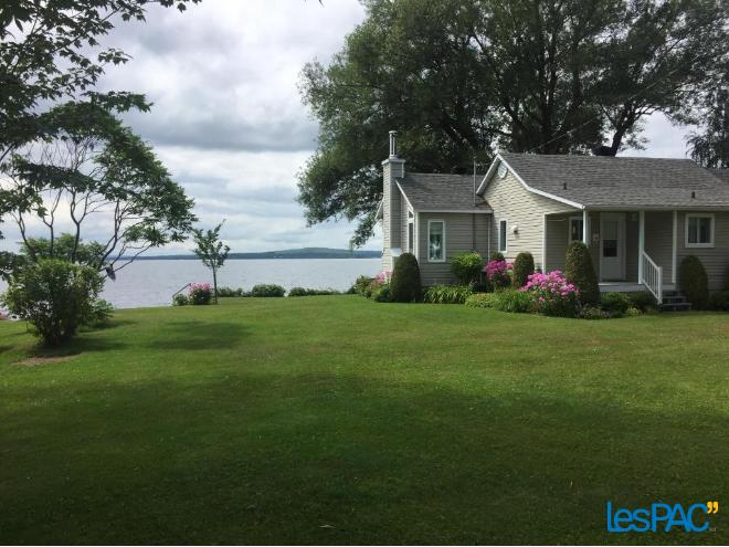 roulotte a vendre lac aylmer