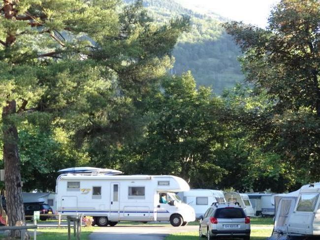 roulotte camping a vendre lac des pins