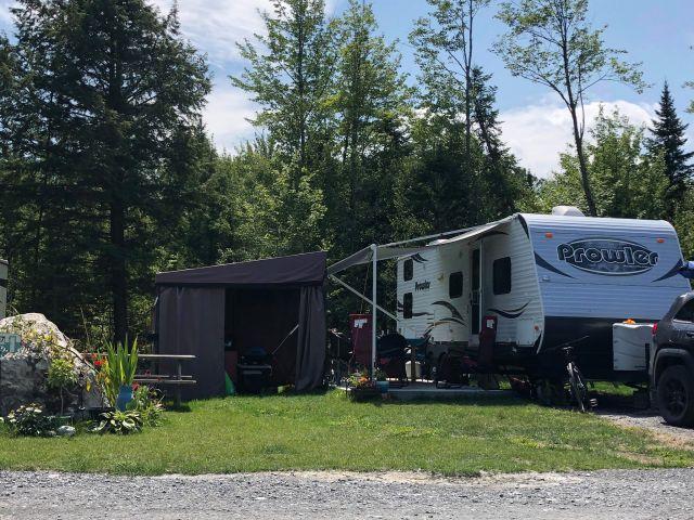 roulotte camping beaulieu a vendre