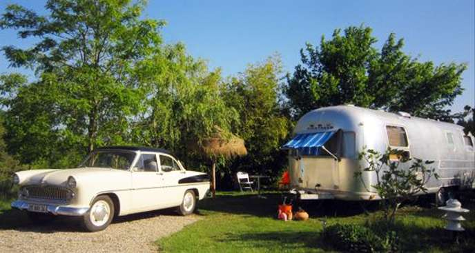 roulotte camping campus