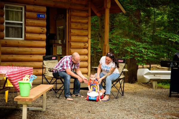 roulotte camping choisy