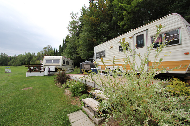 roulotte camping etsanha