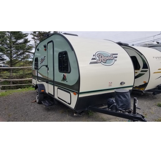 roulotte camping matane