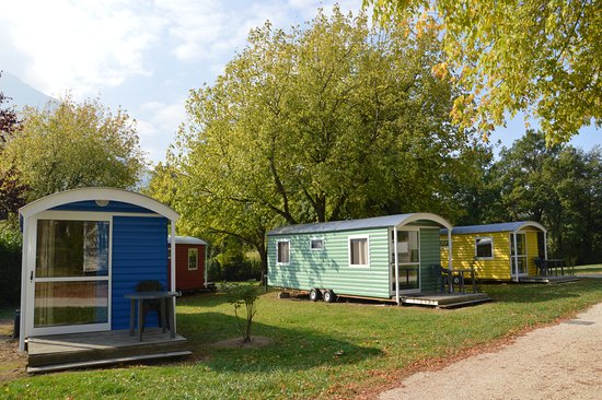 roulotte camping st