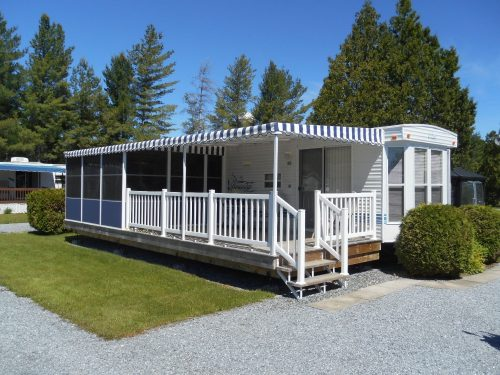 roulotte camping vendre