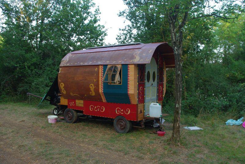 roulotte caravane