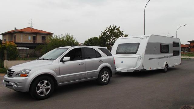 roulotte e caravan differenza