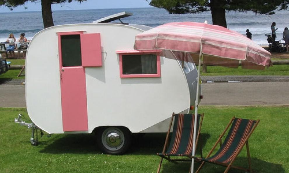 roulotte et camper