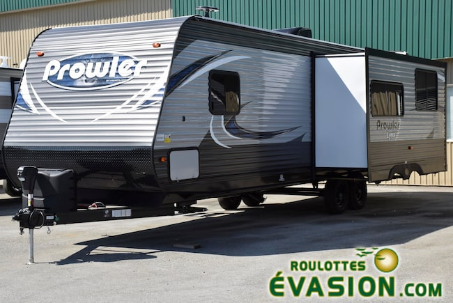 roulotte evasion prowler